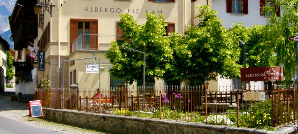 Albergo e ristorante Piz Cam